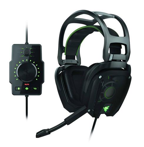 Tiamat Elite 7.1 Surround Sound Analog Gaming Headset