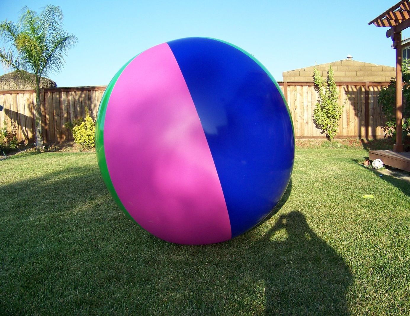 """52"""" Inflatable Large Beach Ball Party Fun"""