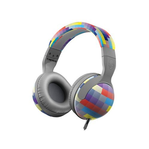 Db Hesh 2.0 Over-Ear Headphones In Grey/Gridlock