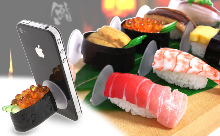 Sushi Smartphone Stand
