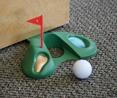 Golf Game Door Stopper