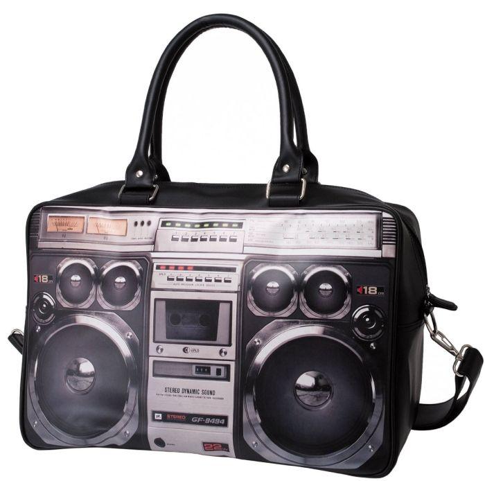 Ghetto Blaster Weekend Bag