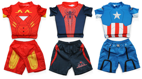 Marvel Swimsuits