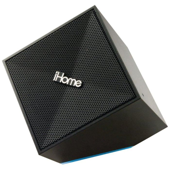 RECHARGEABLE PORTABLE BLUETOOTH(R) SPEAKER