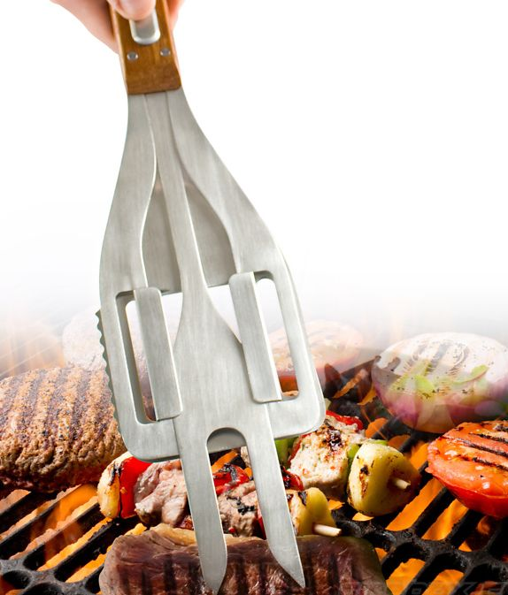 Stake 3-in-1 BBQ Tool