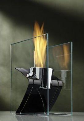 Indoor/Outdoor Fireburner