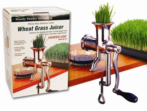 Stainless Steel Manual Wheatgrass Juicer