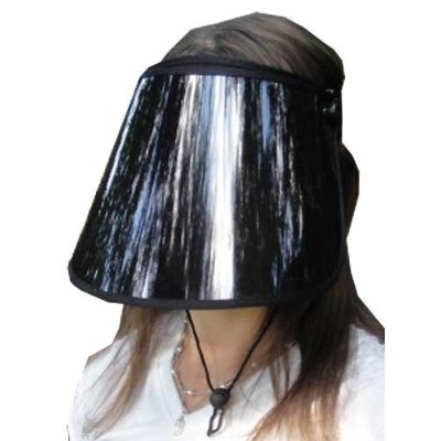Solar Face Shield