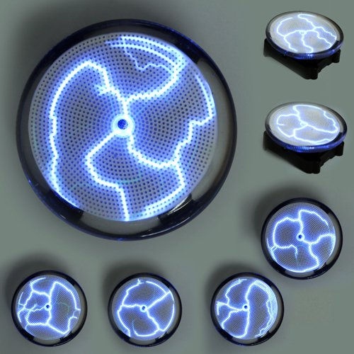Clip-On Plasma Light