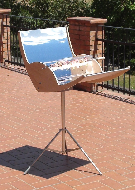 Solar Barbecue Grill
