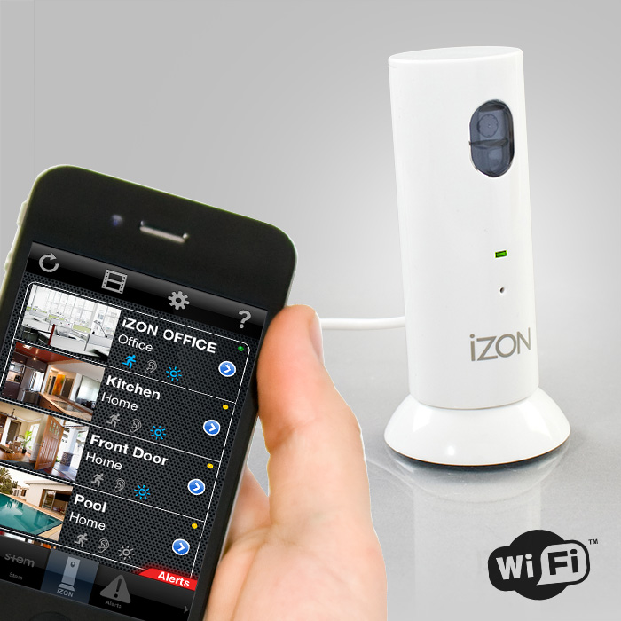 iZON Remote Room Monitor