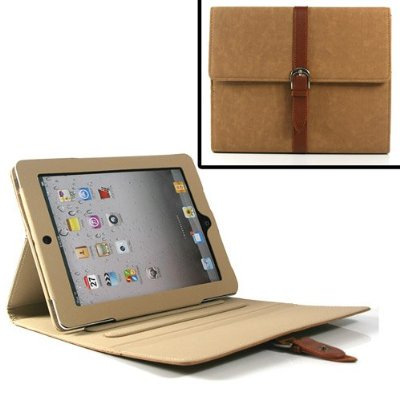 Leather Case / Cover for Apple iPad 2
