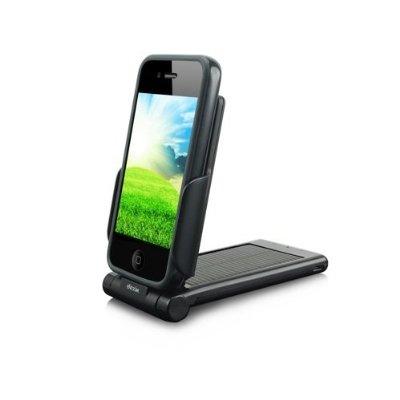 Flip Foldable Solar Power for iPhone 3G, 3GS, 4 & 4S