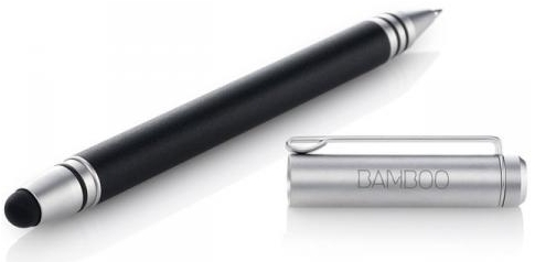Duo Capacitive Pen Stylus for iPad and Tablets