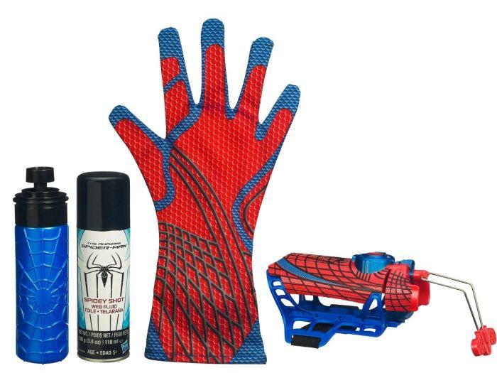Spider Man Mega Blast Web Shooter