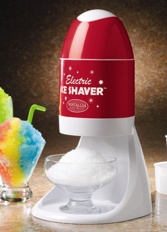 Electric Ice Shaver