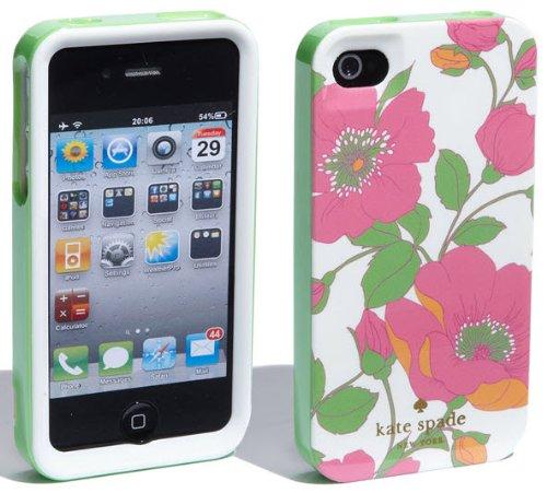 new york 'garden society' iPhone 4/4S hardshell case
