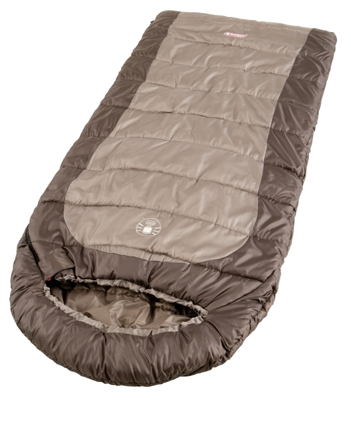 Extreme-Weather Hybrid Sleeping Bag