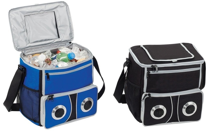Beach Picnic 24-pack Sound Cooler w/ Speaker