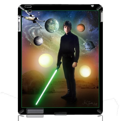 Star Wars Luke Skywalker B Covers Cases for ipad 2 Series