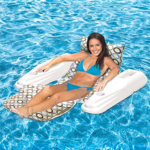 Rio Sun Adjustable Floating Chaise Lounge