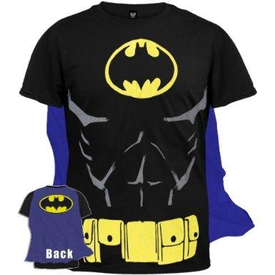 Batman - Costume T-Shirt With Cape