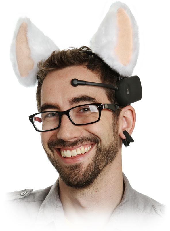 Necomimi Brainwave Cat Ears