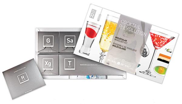 Molecular Cocktails Starter Kit