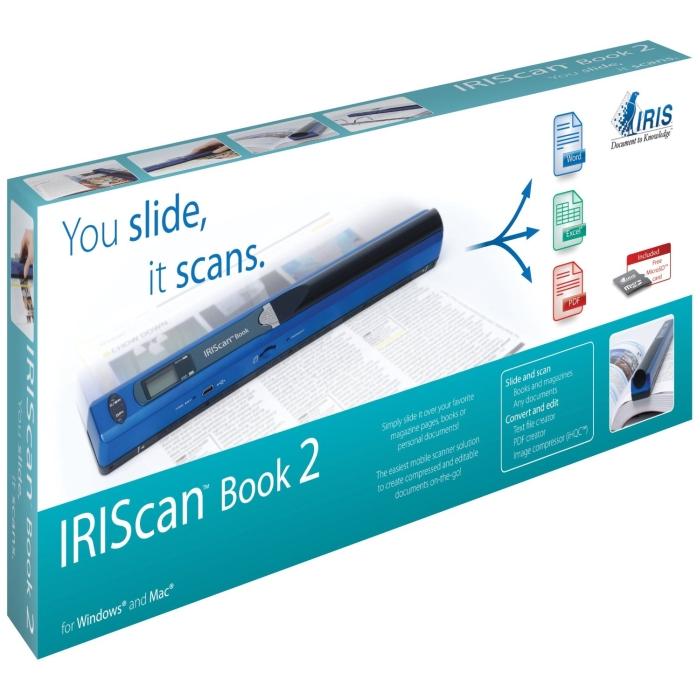 IRIScan Book 2