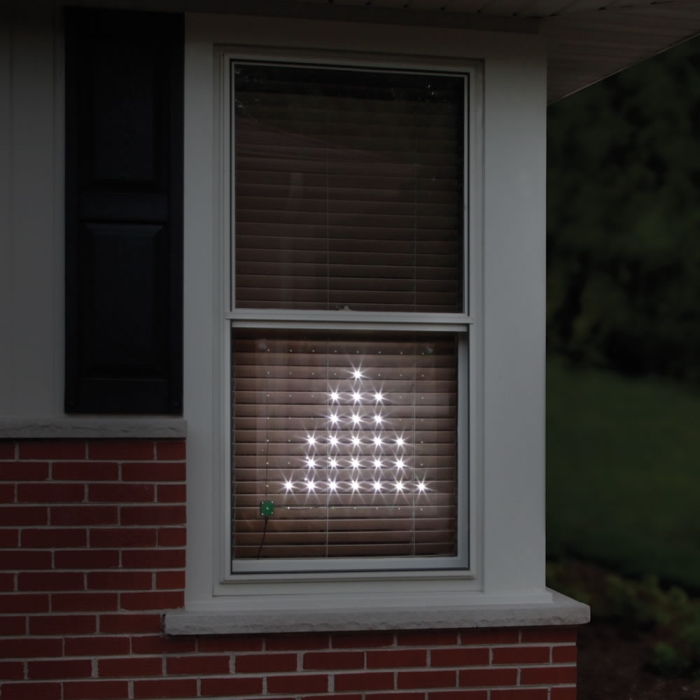The LED Animated Holiday Window Display.