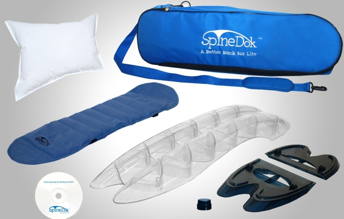 SpineDok Deluxe Travel System