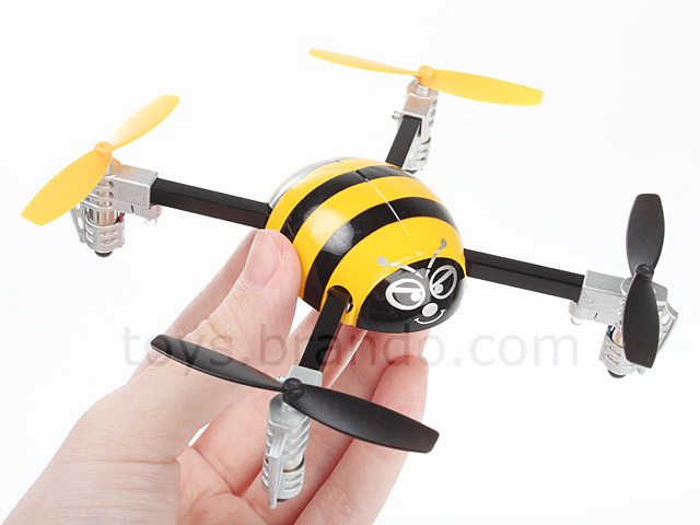 Tiny 2.4GHz Rechargeable 4-CH