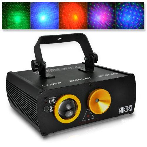 Double Laser DMX Projector