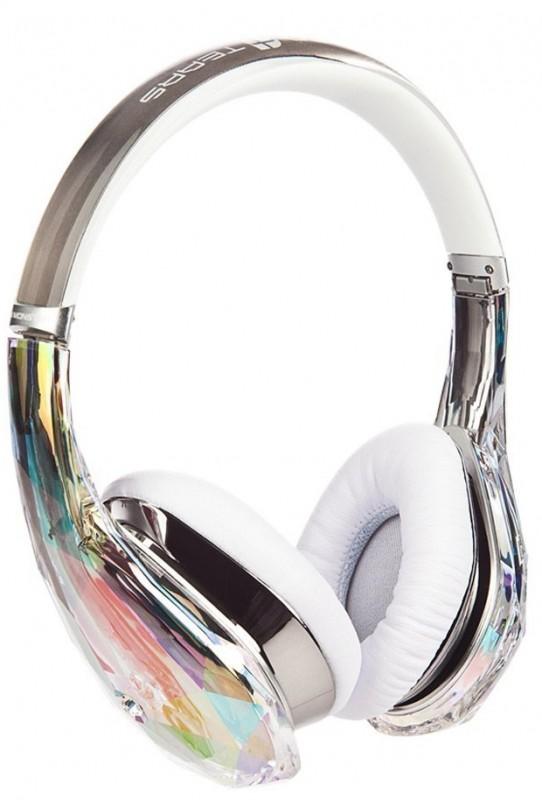 Diamond Tears Edge On-Ear Headphones