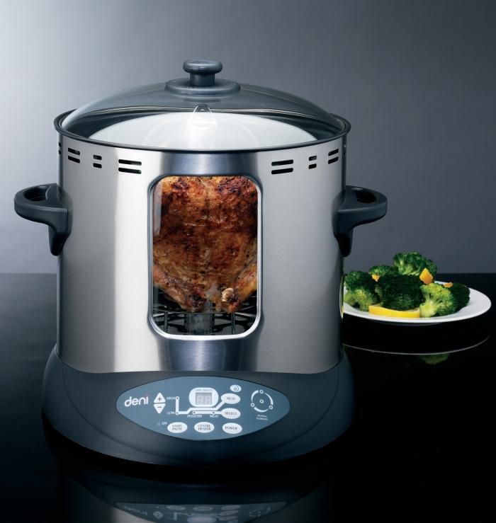 Deni Vertical Rotisserie Oven
