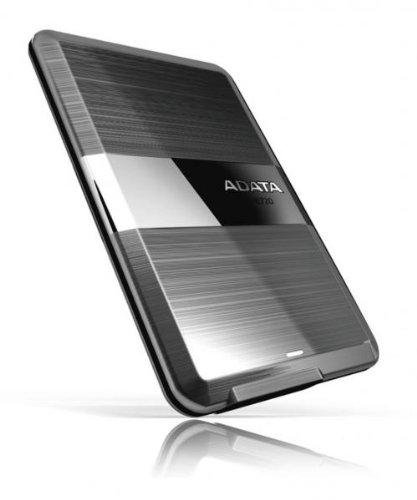 500GB AData DashDrive Elite HE720 Ultra-slim (8.9mm) USB3.0 Titanium portable hard drive