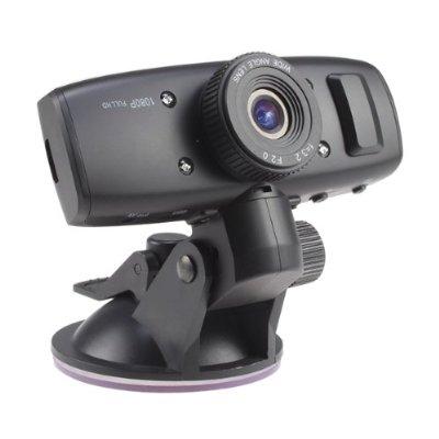"GS1000 5.0MP H.264 Full HD 1920x1080p 30FPS Car DVR w/ 1.5"" LCD"
