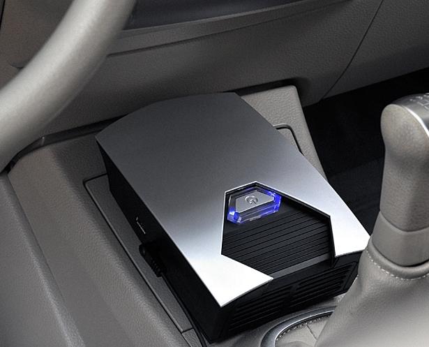 """Car/Home Air Purifier """"NanoPure"""""""