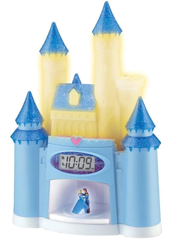 Cinderella Magical Light-Up Storyteller Alarm Clock