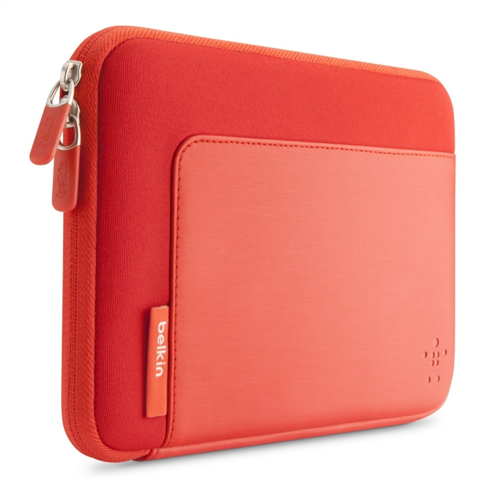 """Sleeve Carrying Case for Kindle Fire HD 7"""", Ruby"""