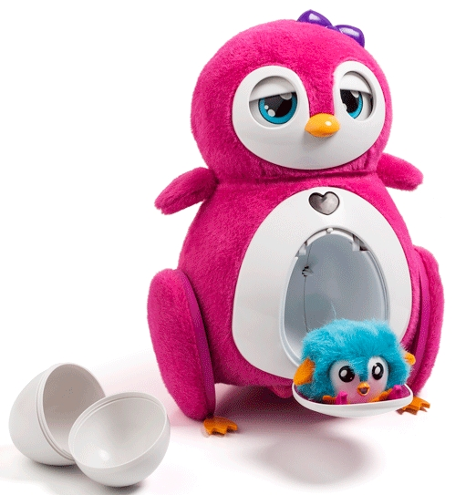 Penbo Lovable Penguin