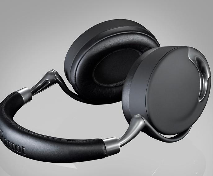 Parrot Zik Touch-Activated Bluetooth Headphones