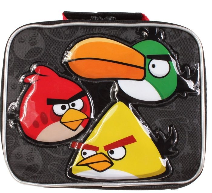Angry Beak Lunch Tote