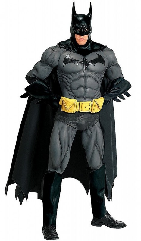 Batman Adult Costume Size Standard