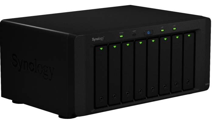 Synology DiskStation 8-Bay (Diskless) Network Attached Storage