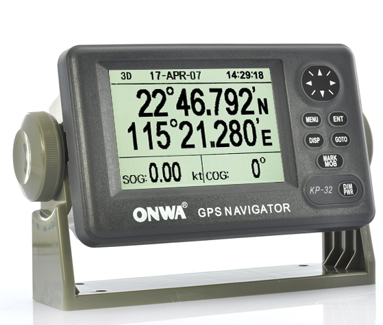 "Marine GPS/SBAS Navigator ""Onwa"""