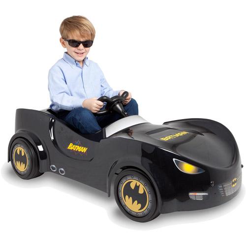 Batman 6-Volt Battery-Operated Ride-on Car