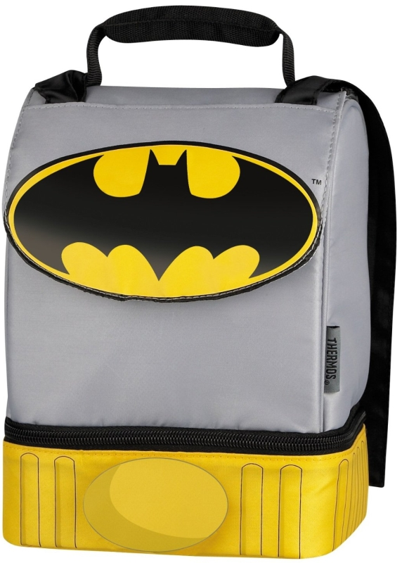 Batman Dual-Compartment Lunch Kit