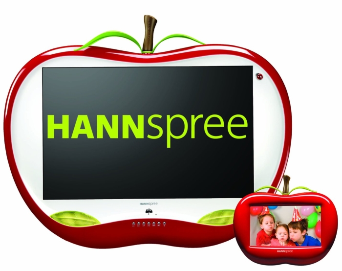 28-Inch Apple TV with 7-Inch Apple Digital Photo Frame