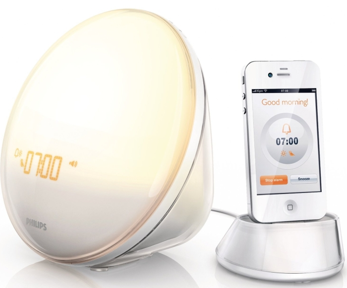 Philips HF3550/60 Iphone Controlled Wake-Up Light